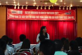 Factory Awareness to Counter Trafficking (FACT) Training