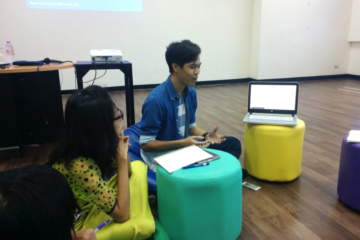 GLE Thailand participants share their cultures
