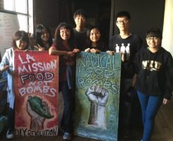 ALC 2016 - Food Not Bombs Group