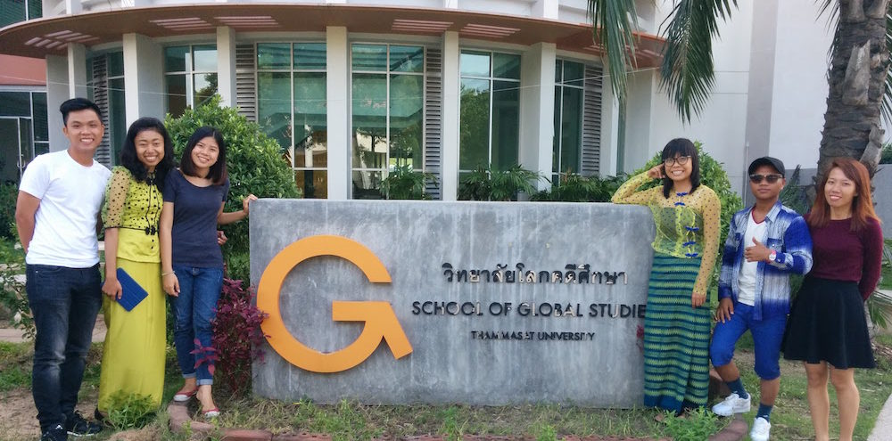 GLE Thailand Participants at GLab